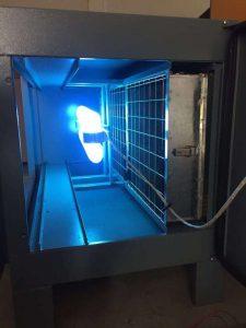 UVC Sterilizer HVAC